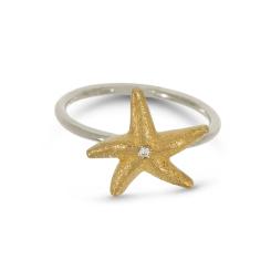La Preziosa -  - Ring - Rosegold, Weißgold