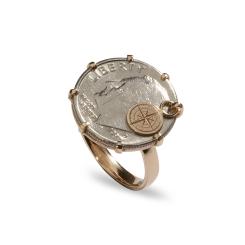 La Preziosa - Coin - Ring - Rosegold