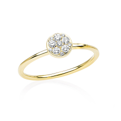 DiamondGroup -  - Ring - Gelbgold