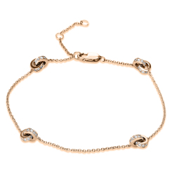 DiamondGroup -  - Armschmuck - Rosegold