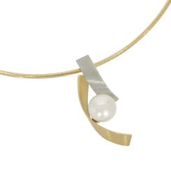 La Preziosa -  - Anhänger - Gelbgold, Weißgold