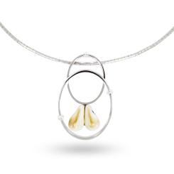 Tiroler Goldschmied -  - Anhänger - Weißgold