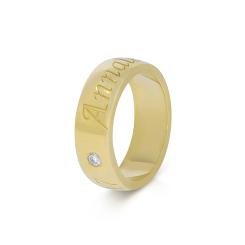 La Preziosa Personalisiert -  - Anhänger - Gelbgold