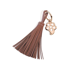 Tamara Comolli - Accessories/ small things - Schlüsselanhänger - platiniert Rosegold