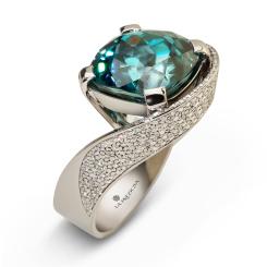 La Preziosa Haute Jewellery -  - Ring - Weißgold