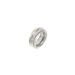 Pesavento - GEO - Ring - platiniert Rhodium