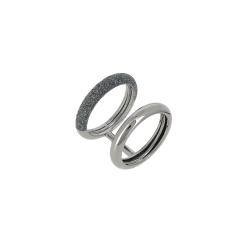 Pesavento - Polvere di Sogni - Ring - platiniert Ruthenium
