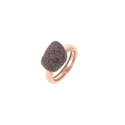 Pesavento - Cocktail - Ring - platiniert Rosegold