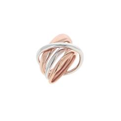 Pesavento - Polvere di Sogni - Ring - platiniert Rhodium & Rosegold