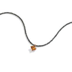 La Preziosa - Mandarin - Halsschmuck - Rosegold