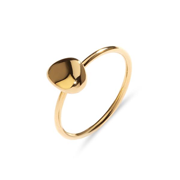 La Preziosa - Passer Stones - Ring - Gelbgold