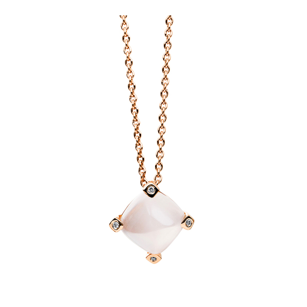 DiamondGroup -  - Halsschmuck - Rosegold