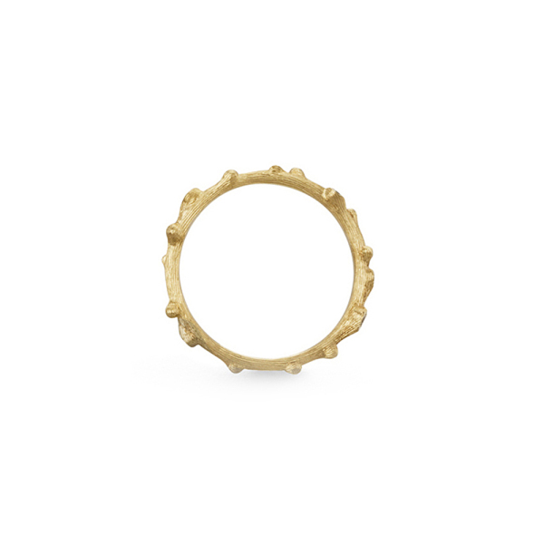 Ole Lynggaard Copenhagen - Nature - Ring - Gelbgold