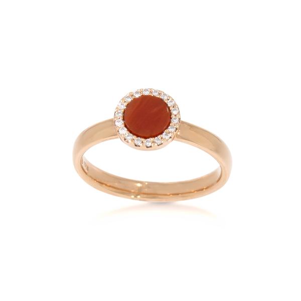 La Preziosa -  - Ring - Rosegold