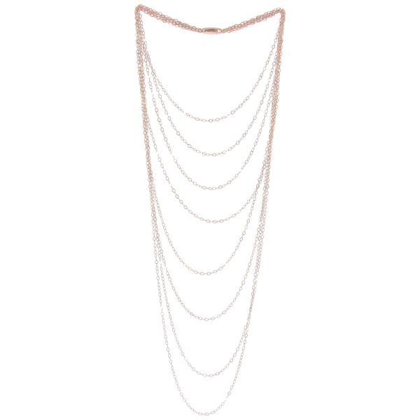 Pesavento - DNA - Halsschmuck - platiniert Rosegold