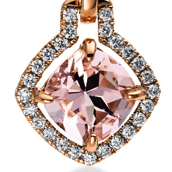 DiamondGroup -  - Anhänger - Rosegold