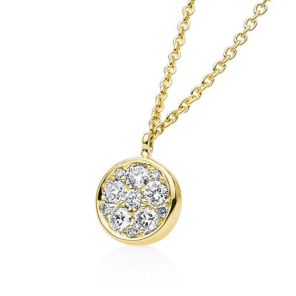 DiamondGroup -  - Halsschmuck - Gelbgold