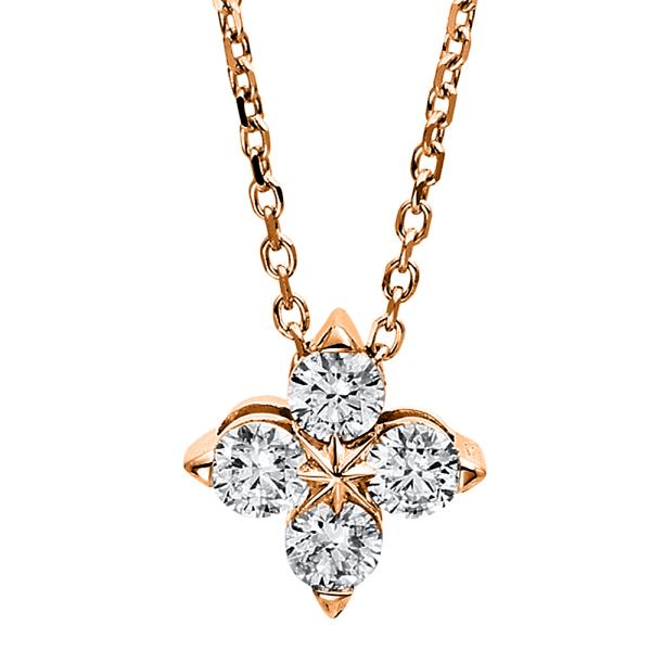 DiamondGroup -  - Halsschmuck - Rosegold