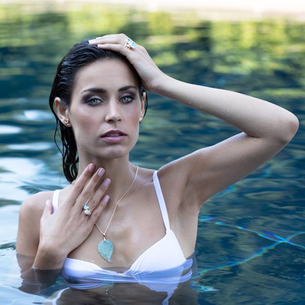 Tamara Comolli - Bouton Solitaire - Ring - Rosegold