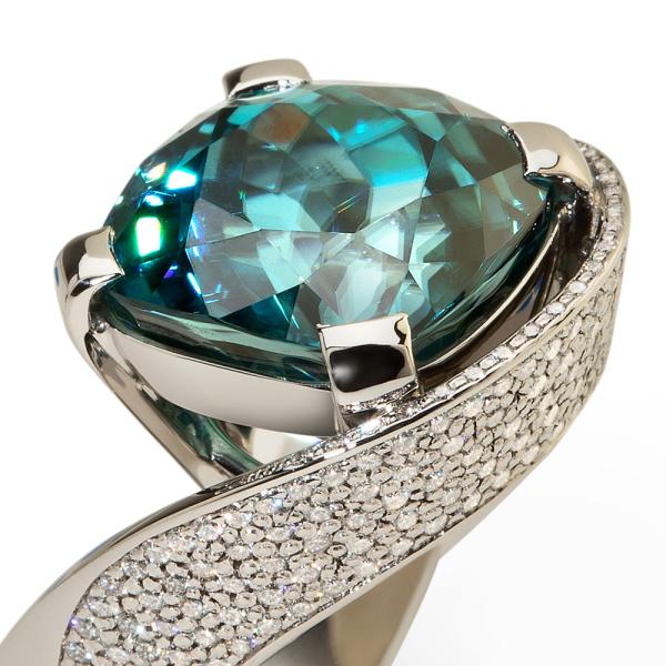 La Preziosa High Jewellery -  - Ring - Weißgold