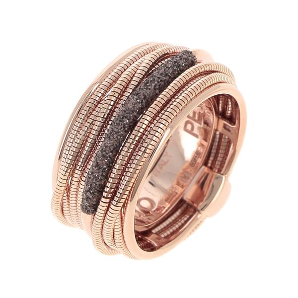 Pesavento - DNA - Ring - platiniert Rosegold