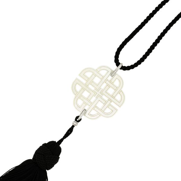 La Preziosa -  - Anhänger - Weißgold