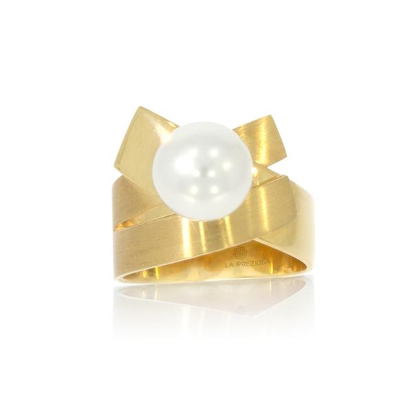 La Preziosa -  - Ring - Gelbgold