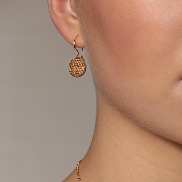 La Preziosa -  - Ohrringe - Rosegold
