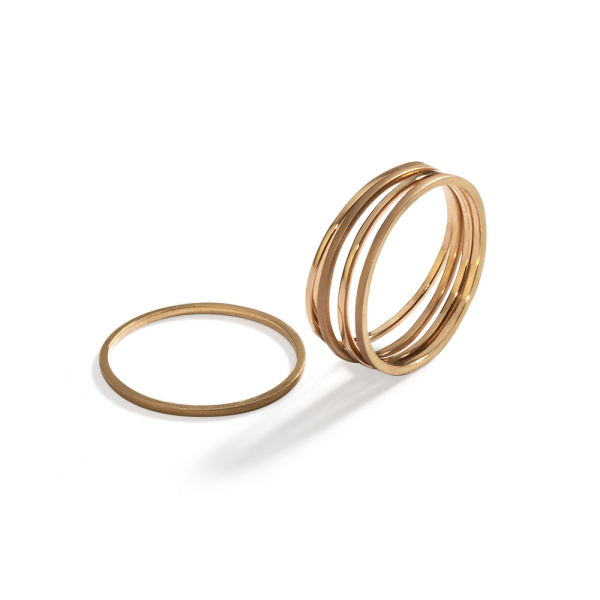 La Preziosa - IO - Ring - Rosegold