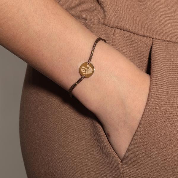 La Preziosa Personalisiert -  - Armschmuck - Gelbgold