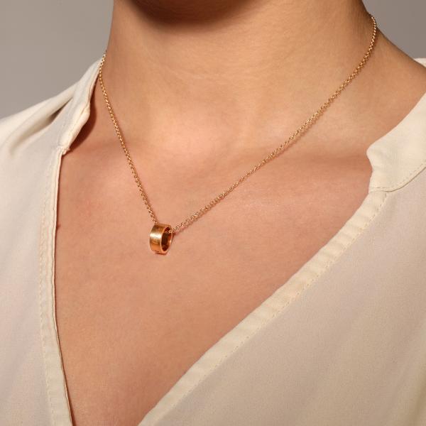 La Preziosa Personalisiert -  - Anhänger - Rosegold