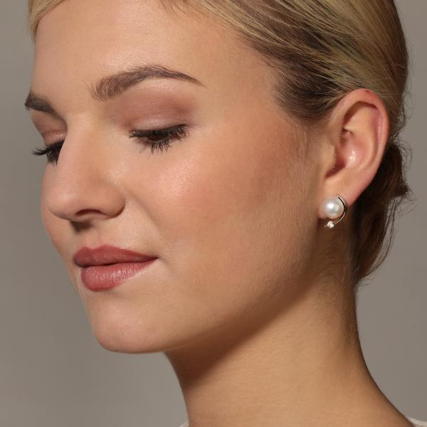 La Preziosa -  - Ohrringe - Weißgold