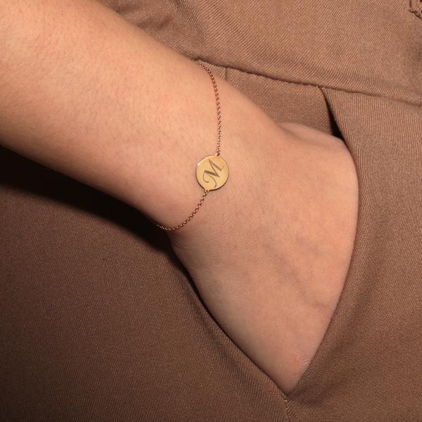 La Preziosa Personalisiert -  - Armschmuck - Rosegold
